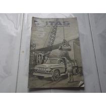 Antigua Revista Rutas Dodge, Ford, Chevrolet Gm De 1959