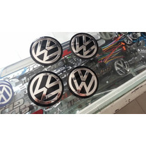 Sticker De Centros De Rin Jetta A4 O Golf A4 Bettle Crossfox