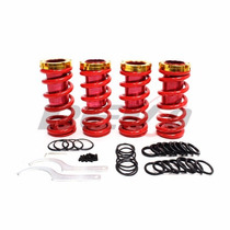 Coilover Resortes Ajustables Caribe Golf Jetta A1 A2 A3