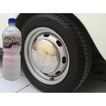 Llantas Abrillantador Protector Hule Plastico Madera 1 Litro