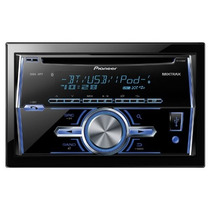 Tb Estereo Pioneer Fh-x700bt In-dash Double Din Cd/mp3/usb