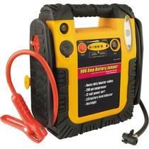 Wagan 2412 Bateria Portatil Y Compresor