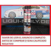 Ôl Verlust Stop Liqui Moly Aditivo Regenerador De Motor