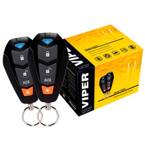 Alarma Viper 3105v Kit Control Antena Sirena Sensor Golpes!