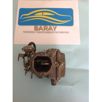 Carburador Holley 19920 Nuevo Original