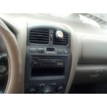 Vista Del Tablero Hyundai Santa Fe 2004