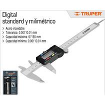 Oferta Calibrador Vernier Digital Standard Y Milimetrico