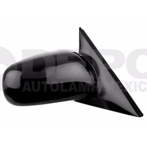 Espejo Chevrolet Malibu 1997 - 2003 Der Manual Negro