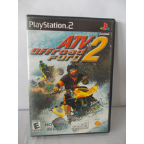 Video Juegos Ps2 Atv Offroad Fury 2 Original #a513