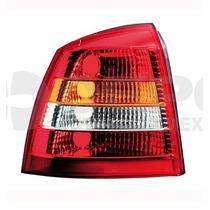 Calavera Chev Astra 2000-2003 Izq 3 Ptas Ambar/blanco/rojo C
