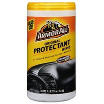 Armor All 10834 Protector Wipe - 50 Hojas