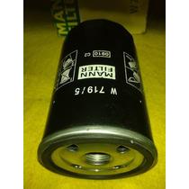 Filtro D Aceite Orig Mann Filter W719/5 Vocho Jetta Pointer