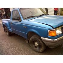 Partes Piezas Ford Ranger Splash 1996 4 Cilindros Motor 2.3
