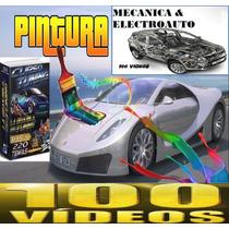 3x1 Chapa Pintura Automotriz + Tuning + Mecania Electroauto