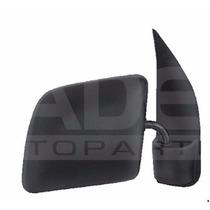 Espejo Ford Econoline Van 2002 - 2007 Manual Negro Der Rdc
