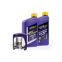 5 Litros De Aceite Sintetico Hps Motor Y Filtro De Aceite