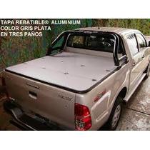 Tapas Para Caja De Camioneta Rigidas Y Plegables Pregunta!!!