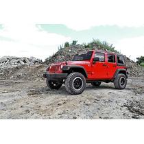 Suspension Jeep Wrangler 2.5 Pulgadas Espaciadores