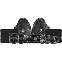 Paquete Pkdb12 Pantalla Avh-x2700bs + Amplificador A3 65.4 +