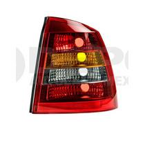 Calavera Chev Astra 2000 - 2003 Der 4 Ptas Ambar/blanco/rojo
