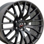 Rines 18 Ford Mustang 2015 Gt 18x10 / 18x9