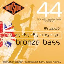 Rotosound Bronze Bass Bajo Electroacústico De 5 Cuerdas