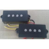 Pastillas Para Bajos Tipo Precision Bass