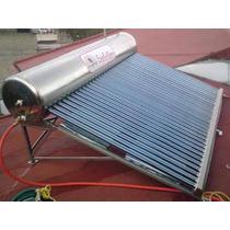 Calentador Solar 9 Pers Df, Edomex Armado Y Flete Gratis
