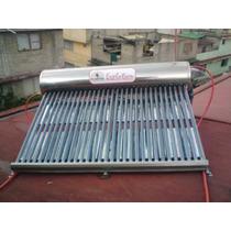 Calentador Solar 8 Pers Df, Edomex Armado Y Flete Gratis