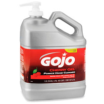 Galon De Gel Industrial Gojo Para Manos Pomez Cereza