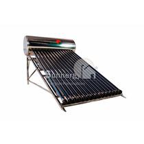 Calentador Solar Acero Inoxidable 176 Litros 15 Tubos
