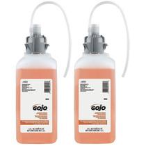 Caja Con 2 Jabones Gojo De Espuma Antibacterial Despachador