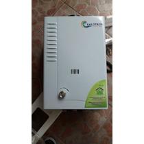 Calentador Instantaneo 6lts Kalotron Ahorrador De Gas Termoi