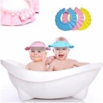 Gorra De Baño Para Bebe Medida Ajustable