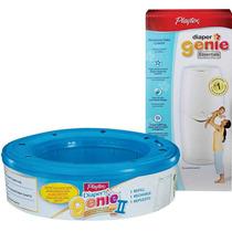 Bote Contenedor De Pañales Diaper Genie Playtex Pack Recarga