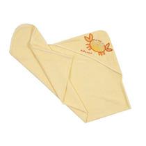 Toalla Bebe Salida Baño 0 A 12-amarillo Accesorios Baby Mink