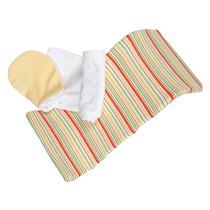 Porta Bebe Tina Spuma De 0 A 9-amarillo Accesorios Baby Mink
