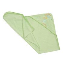 Toalla Bebe Salida Baño 0 A 12 M-verde Accesorios Baby Mink