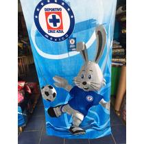 Toalla Equipos Cruz Azul La Máquina Futbol