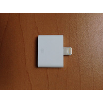 Adaptador Lighting Original Nuevo Ipod, Iphone Y Ipad