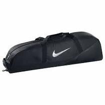 Nike Beisbol Maleta Batera Color Negra Paloma Blanca