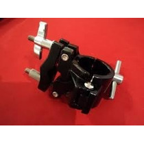 Clamp Conector Doble Fijo Para Porteria 1 1/2 Fgb 4 Pz