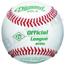 Pelotas De Beisbol Tamaño Oficial Diamond Dol-a 1 Docena