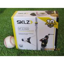 Sklz Hit A Way Baseball / Entrenador De Bateo Beisbol Adulto
