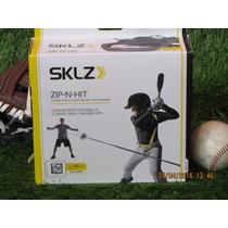 Sklz Zip-n-hit Batting Trainer / Entrenador Bateo Baseball
