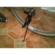 Parador Trasero Para Bicicleta Rodada 26