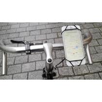 Cyclyk- Soporte Para Cualquier Celular ( Smartphone ) Y Bici
