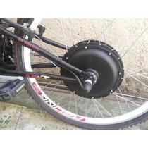 Kit Para Bicicleta Eléctrica Motor 500w Lcd Y Batería Litio