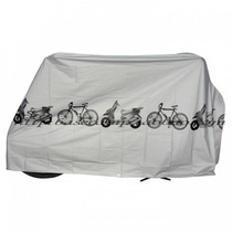 Cubierta Impermeable Forro Para Bicicleta O Moto