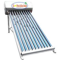 Calentador Solar Marca Solsticio Para 5 Personas 185 Litros
